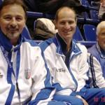 Allenatori della Nazionale agli Open d'Olanda 2006