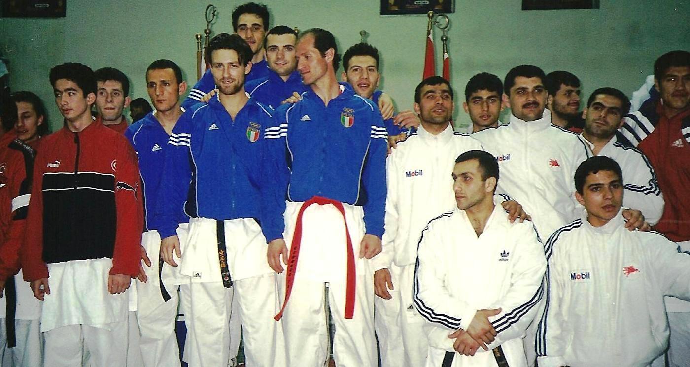 Bosphorus Cup 2000 (Istanbul)