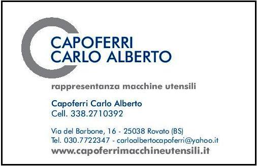 Carlo Alberto Capoferri logo