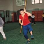 Cina 1988 - Allenamento Bastone (2)