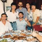 Cina 1988 - Cena con i maestri (2)