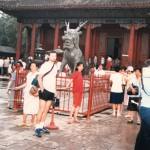 Cina 1988 - Escursione guidata (4)