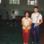Cina 1988 - M° Tai Chi Quian (Chen Xiulong)