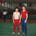 Cina 1988 - M° bastone Wang Wei