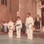 Esibizione Castrezzato 1987