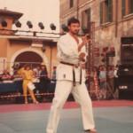Esibizione Castrezzato 1987 -2