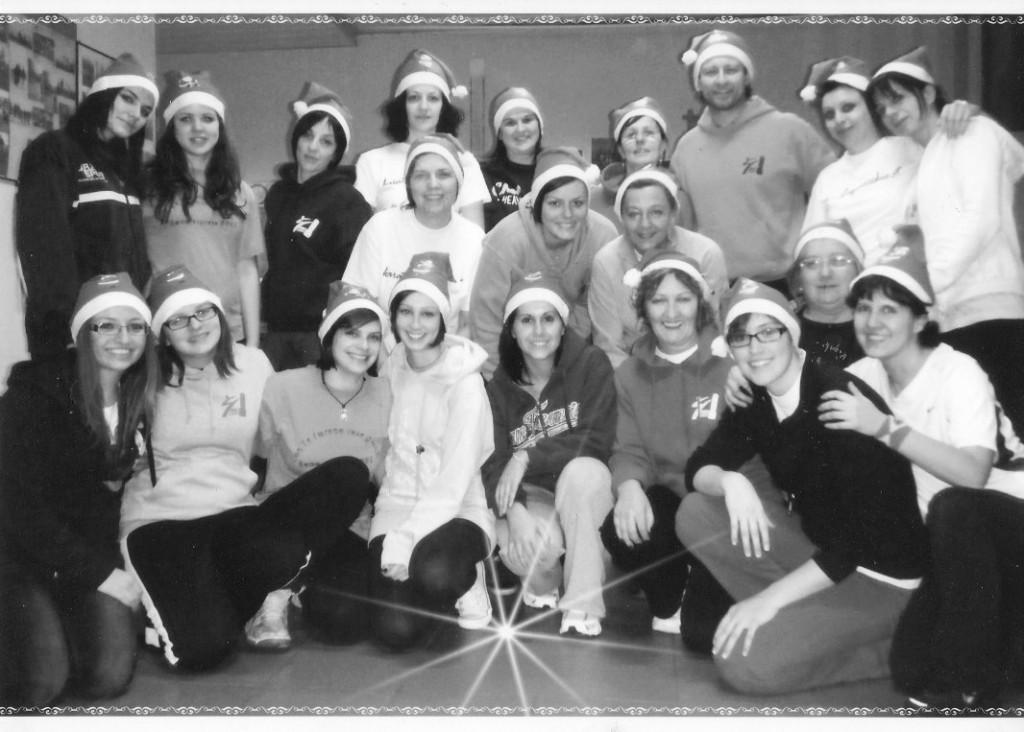 """Gruppo """"Fight Fitness"""" Coccaglio (Natale 2012)"""