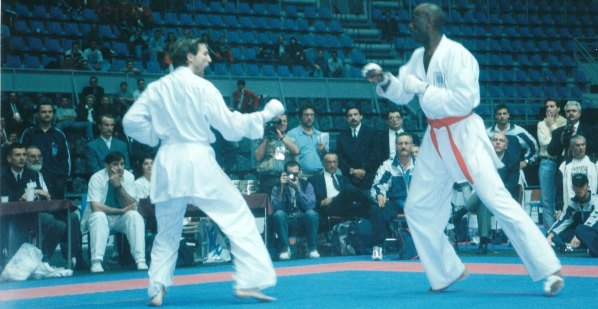 Finale Europei Belgrado 1998-