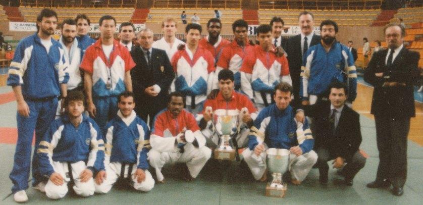Nazionale UNAM-Olanda 1988-p
