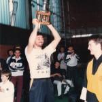 Premiazione Squadra KSC 1989