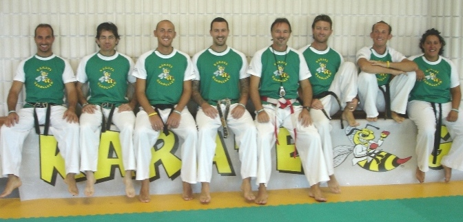 Staff Tecnico Karate Genocchio