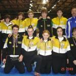 Il Team KG in Slovenia (2006)