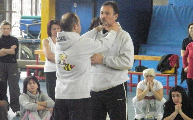 Autodifesa Chiari 2012