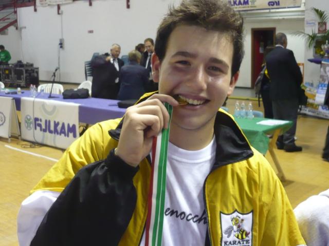 Andrea Garibotti Medaglia d'oro