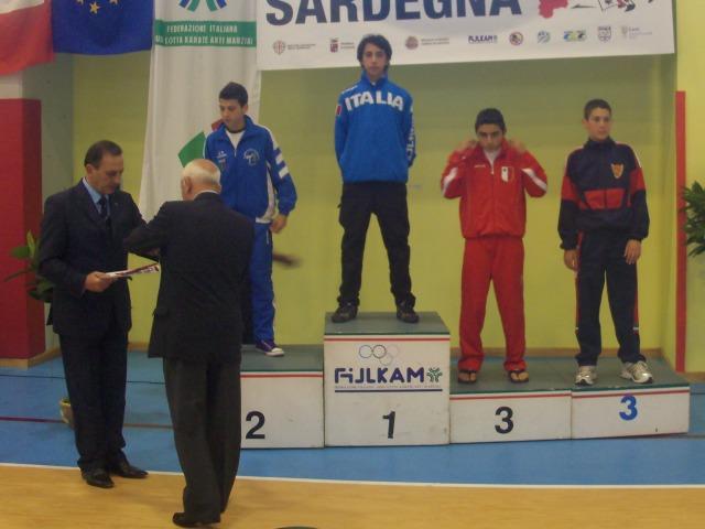 Medaglia d'Oro per Rabii Congratulations!!