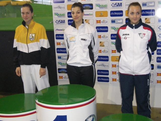 Tamara Gakovic medaglia d'Argento!